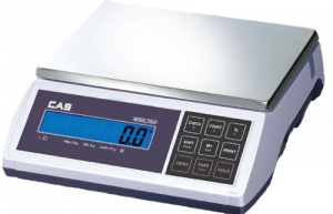 Настольные фасовочные весы CAS ED