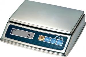 Настольные фасовочные весы PW-2H