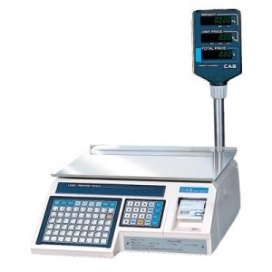 Весы с печатью этикеток CAS LP-30R (ver.1.6)