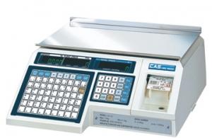 Весы с печатью этикеток CAS LP-15 (ver.1.6)