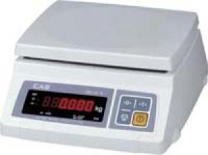 Настольные фасовочные весы SW-II-02