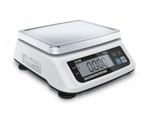 Настольные фасовочные весы CAS SWN